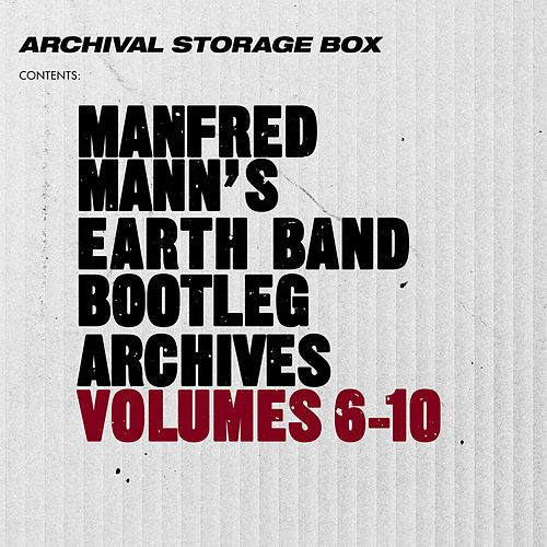 Bootleg Archives, Vols. 6-10 by Manfred Mann