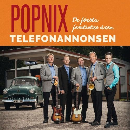 Telefonannonsen von Popnix
