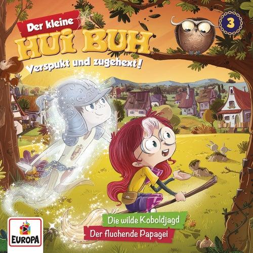 003/Die wilde Koboldjagd/Der fluchende Papagei von Der kleine Hui Buh
