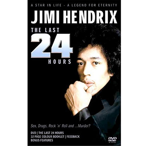 Jimi Hendrix: The Last 24 Hours Audio Documentary by Jimi Hendrix