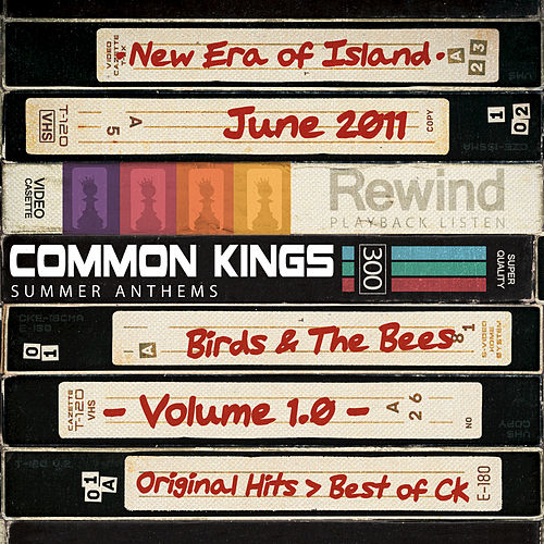 Summer Anthems by Common Kings