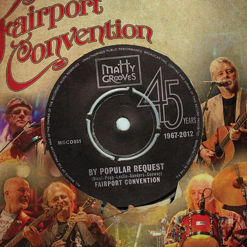By Popular Request by Fairport Convention