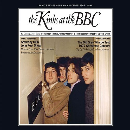At the BBC di The Kinks