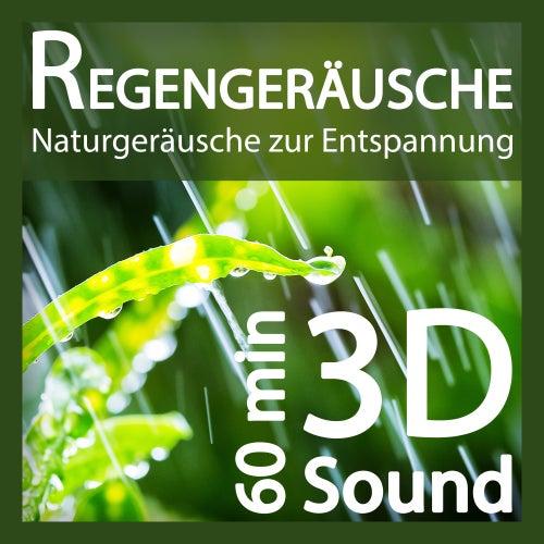 Regengeräusche (3D-Sound ohne Musik) - Naturgeräusche zur Entspannung von Regengeräusche