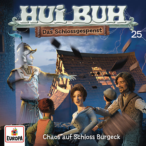 025/Chaos auf Schloss Burgeck von HUI BUH neue Welt