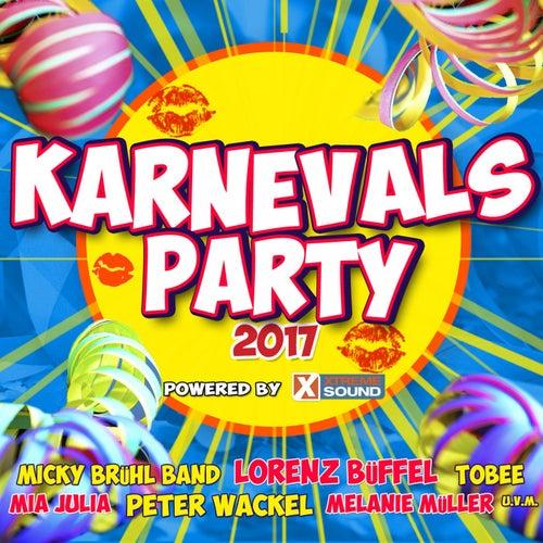 Karnevalsparty 2017 powered by Xtreme Sound von Various Artists
