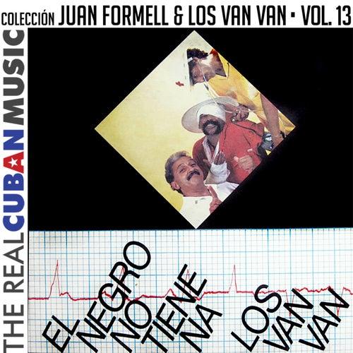 Colección Juan Formell y Los Van Van, Vol. XIII (Remasterizado) by Los Van Van