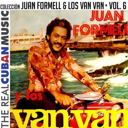 Colección Juan Formell y Los Van Van, Vol. VI (Remasterizado) by Los Van Van
