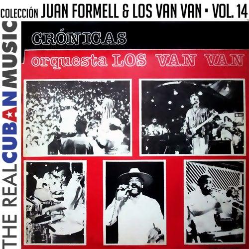 Colección Juan Formell y Los Van Van, Vol. XIV (Remasterizado) by Los Van Van