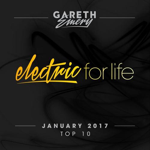 Electric For Life Top 10 - January 2017 van Various Artists