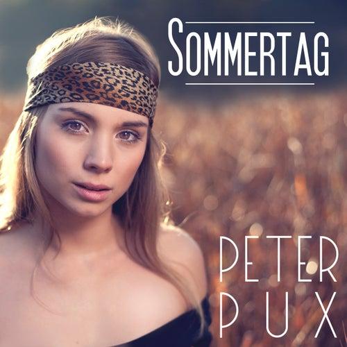 Sommertag von Peter Pux