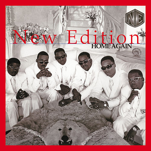 Home Again (Expanded) de New Edition