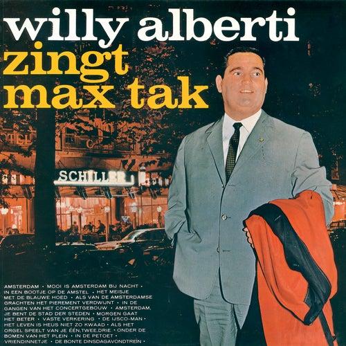 Zingt Max Tak van Willy Alberti