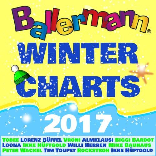 Ballermann Winter Charts 2017 von Various Artists