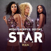 Man by Star Cast