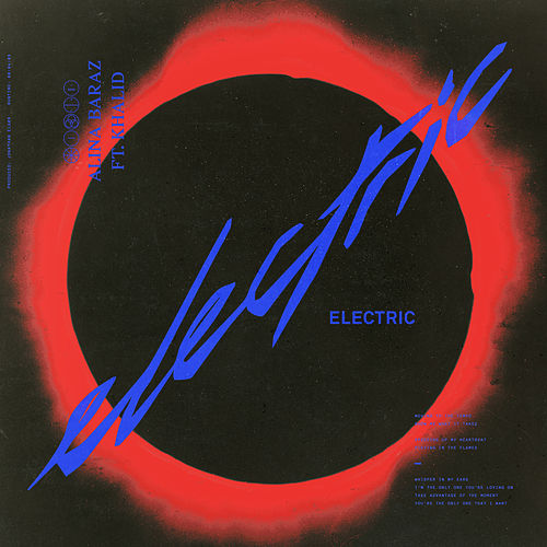 Electric (feat. Khalid) di Alina Baraz & Galimatias