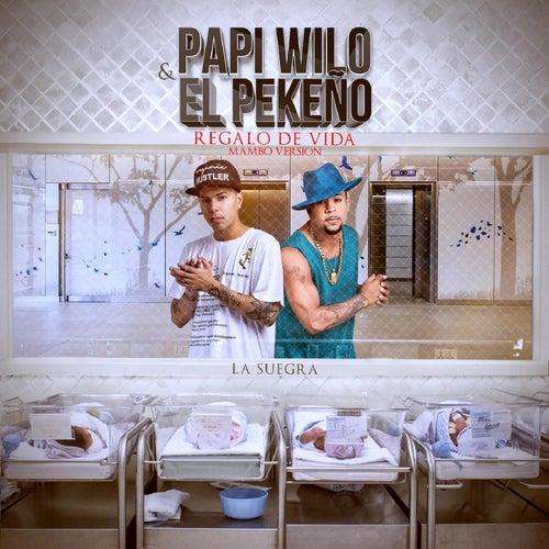 Regalo De Vida (Oye Suegra) [Mambo Version] (feat. El Pekeño) by Papi Wilo
