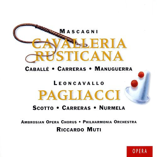 Mascagni: Cavalleria Rusticana/Leoncavallo: I Pagliacci von Riccardo Muti