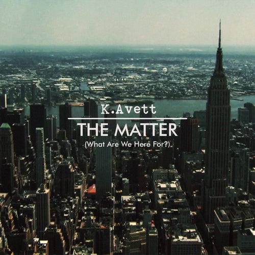 The Matter (What Are We Here For) de K.Avett