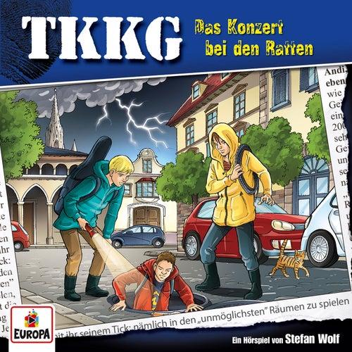 108/Das Konzert bei den Ratten von TKKG