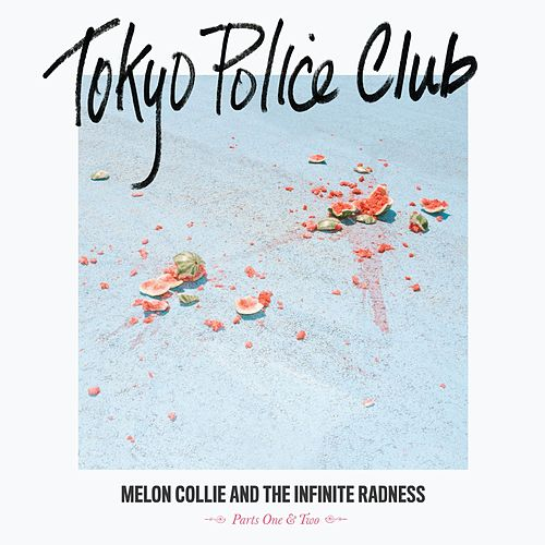 Melon Collie and the Infinite Radness (Parts 1 and 2) de Tokyo Police Club