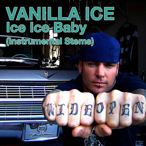 Ice Ice Baby (Instrumental Stems) von Vanilla Ice