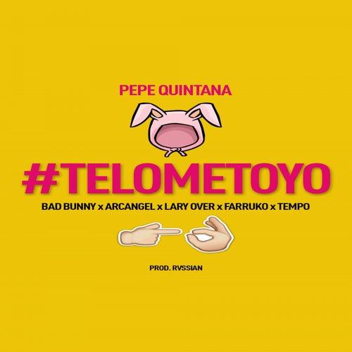 Te Lo Meto Yo de Pepe Quintana