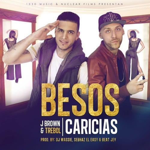 Besos Caricias by J. Brown