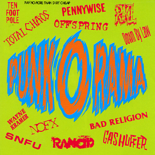 Punk-O-Rama de Various Artists