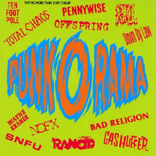 Punk-O-Rama de Various Artists
