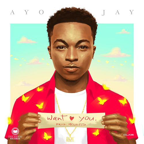 Want You by Ayo Jay