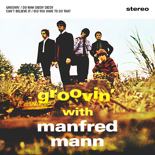 Groovin' with Manfred Mann by Manfred Mann