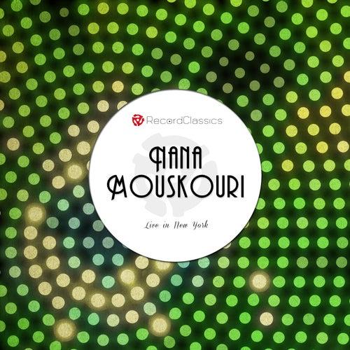 Live In New York von Nana Mouskouri
