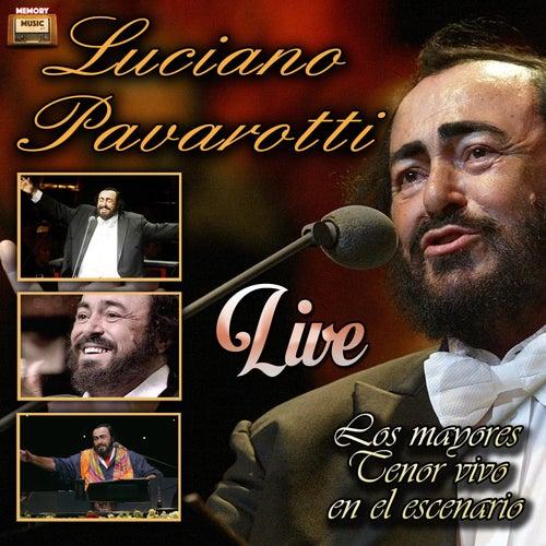 Los Mayores Tenor Vivo en el Escenario, Live von Luciano Pavarotti