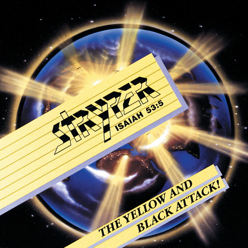 The Yellow And Black Attack! by Stryper
