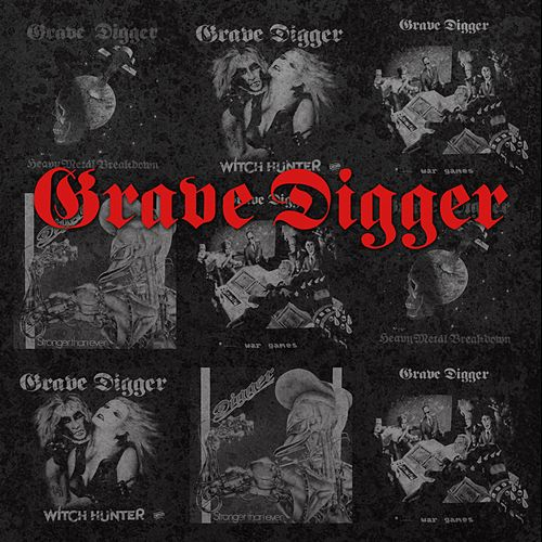 Let Your Heads Roll: The Very Best of the Noise Years 1984-1987 by Grave Digger