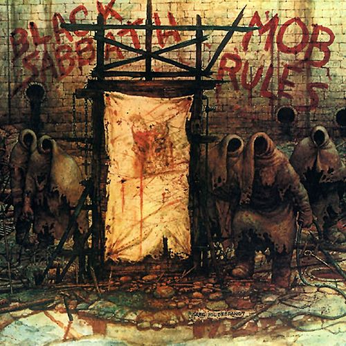 Mob Rules de Black Sabbath