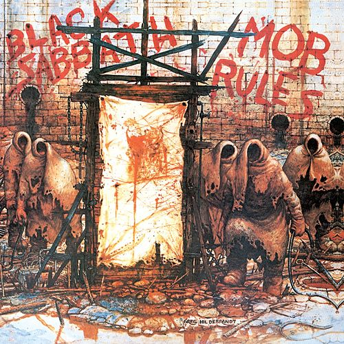 Mob Rules (Deluxe Edition) de Black Sabbath
