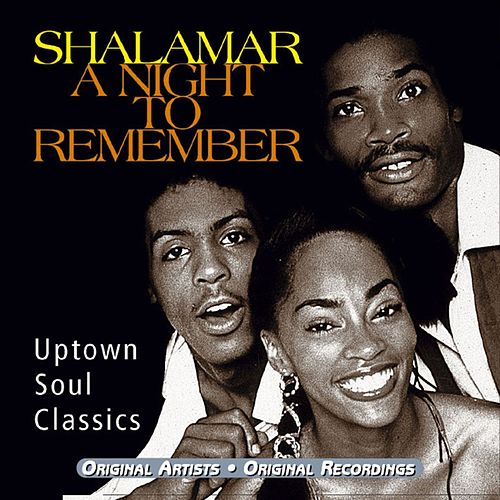 A Night to Remember von Shalamar