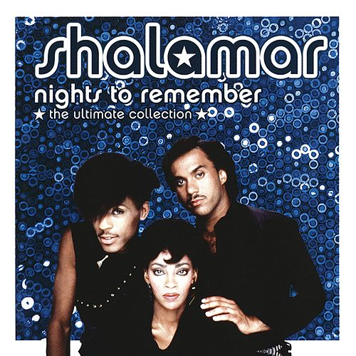Nights to Remember von Shalamar