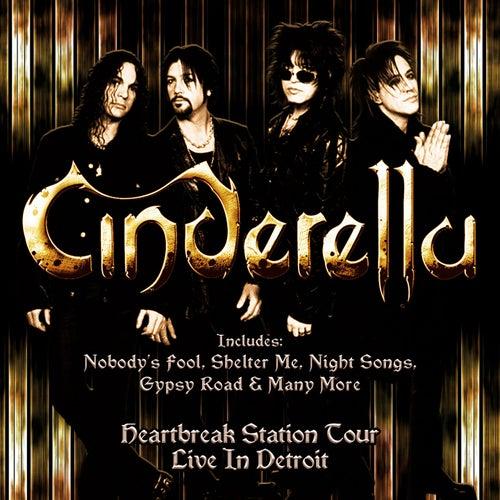 Live in Detroit by Cinderella