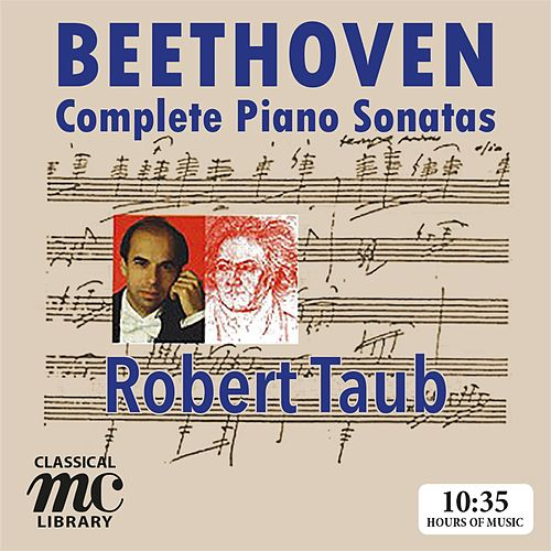 The Complete Piano Sonatas de Robert Taub