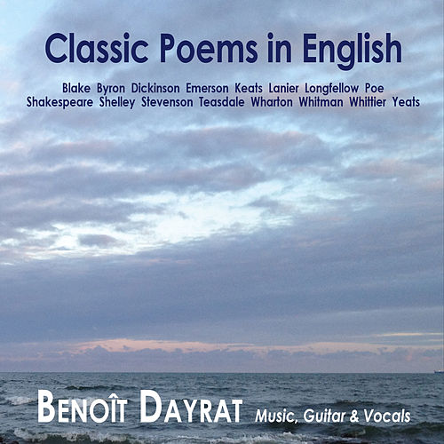 Classic Poems in English by Benoit Dayrat