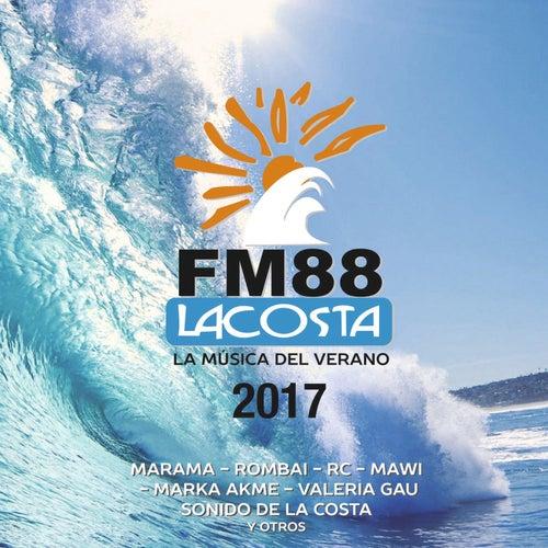 La Costa Fm Verano 2017 de Various Artists