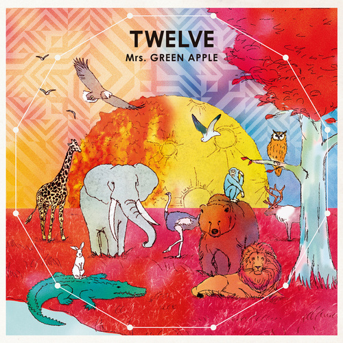 Twelve de Mrs. Green Apple