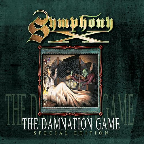 The Damnation Game (Special Edition) by Symphony X