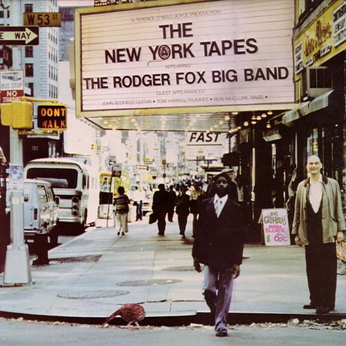 The New York Tapes de The Rodger Fox Big Band