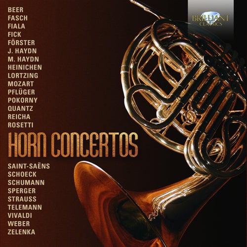 Horn Concertos de Various Artists