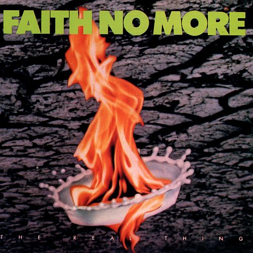 The Real Thing von Faith No More
