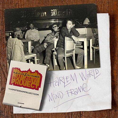 Harlem World Mind Frame von Nu Amsterdam Project